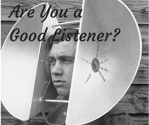 are you a good listener In meetings, do you share your concerns before anyone else do you drown out junior colleagues yes, you say you're a bad listener do you hear it the.