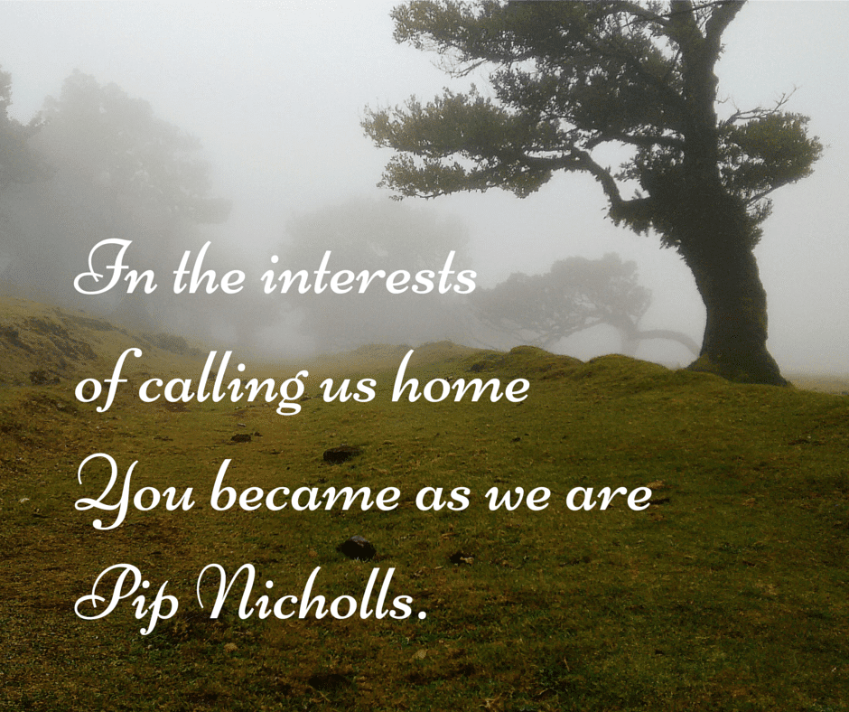 In-the-interestsof-calling-us-homeYou You became as we are