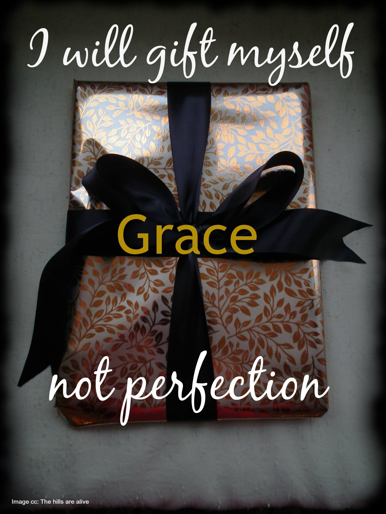 Grace Is The Greatest Gift You Can Give Yourself
