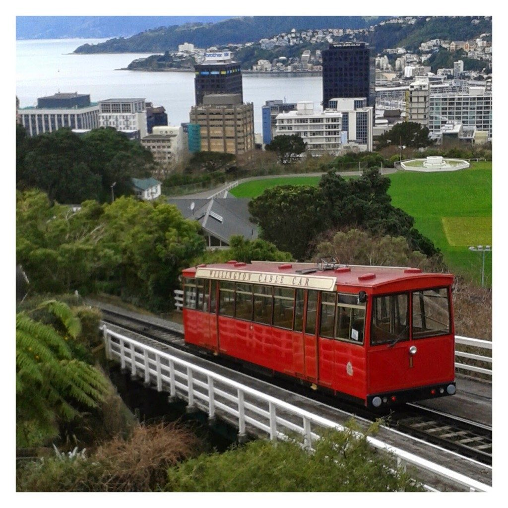 A weekend in Wellington and the Cable Car